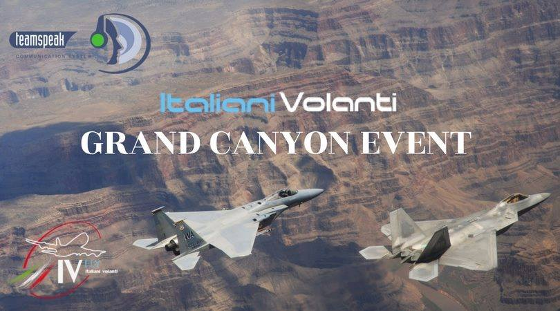 Grand Canyon Event