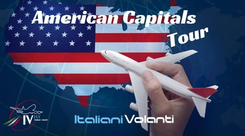 American Capitals Tour