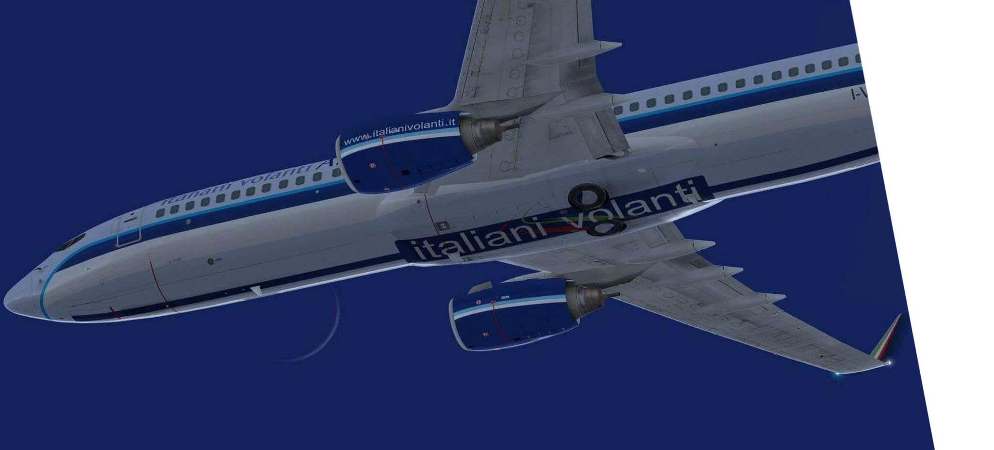 italiani volanti