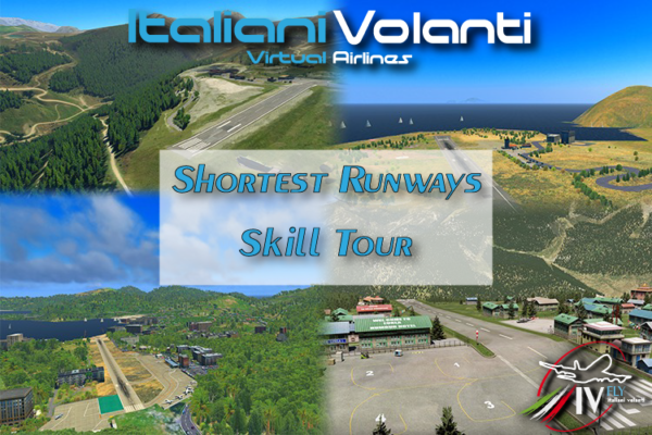 Shortest Runways Skill Tour