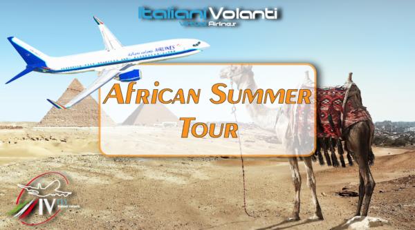 African Summer Tour